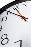 Close-up of Clock Royalty Free Stock Photos