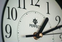 Close up of clock face Stock Photos