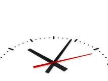 Close Up Clock Royalty Free Stock Image
