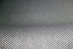 Close up of a cloth seat sports car Royalty Free Stock Photo