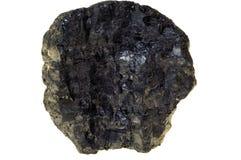 Close-up of coal Stock Photography