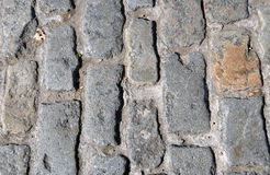 Close up cobble stones Stock Photography