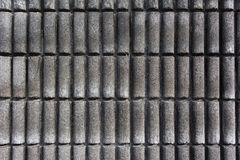 Close-up Cobbled da estrada; textura; fundo Imagem de Stock Royalty Free