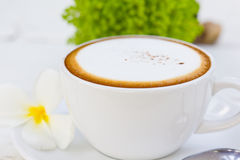 Close up of coffee Royalty Free Stock Photos