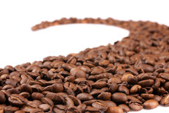 Close-up of coffee beans Stock Photo