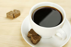 Close-up of a coffee cup Stock Photos