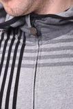Close-up collar men`s jacket. Close up suit of businessman royalty free stock photos