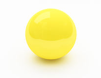 Close up color ball Royalty Free Stock Photography