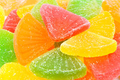 Close-up of colorful candy Stock Image
