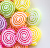 Close-up of colorful candy Royalty Free Stock Photography