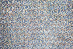 Close up of colorful carpet texture Royalty Free Stock Photography