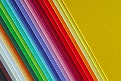 colorful paper macro texture background Royalty Free Stock Photo