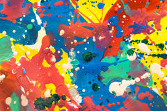 Close up of colorful simply Royalty Free Stock Photo