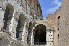 Close up Colosseum Royalty Free Stock Image