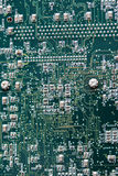 Close up of computer circuit board Stock Photos