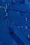 Close up of computer circuits Stock Photos