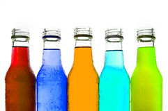 Close up cool colorful drink Royalty Free Stock Image