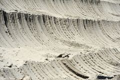 Close-up of Copper Mine Open Pit Excavation Stock Photos