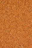 Close up of corkboard background Royalty Free Stock Photography