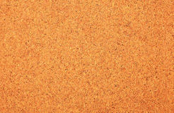 Close up of corkboard texture Stock Image