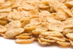 Close-up of cornflakes stock photo