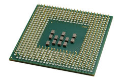 Close up of a CPU processor stock photos