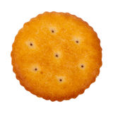 Close up cracker Royalty Free Stock Images