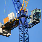 Close up of crane Stock Photo