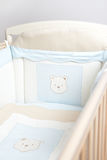 Close-up of a crib. Close-up Royalty Free Stock Images