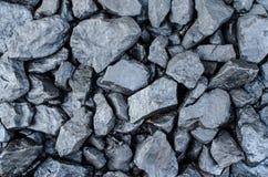 Close-up of Crushed Dolomite Stone Stock Photography