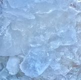Close up of crushed ice. This is a close up of some crushed ice cubes in a stock photos