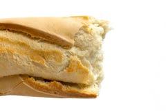 Close up crusty baguette Stock Image