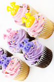Cup Cake decoration Royalty Free Stock Photos
