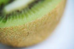 Kiwi Fruit Macro Texture Background stock images