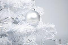 Close up da árvore de Natal Foto de Stock Royalty Free
