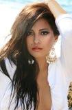 Close up da beleza Fotografia de Stock