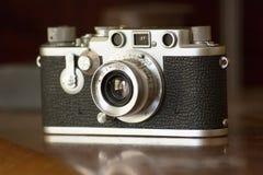 Close up da câmera do vintage Imagem de Stock
