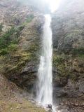 Close up da cachoeira Imagens de Stock