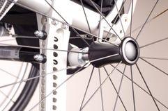 Close up da cadeira de rodas fotos de stock royalty free