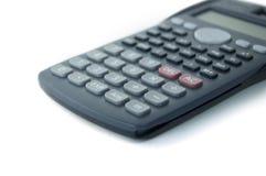 Close up da calculadora Fotografia de Stock