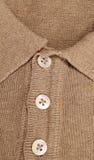 Close up da camisa imagens de stock royalty free