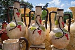Close up da cerâmica nas Honduras Imagens de Stock Royalty Free