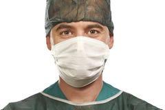 Close up da cirurgia Imagem de Stock