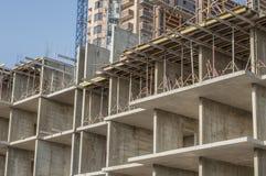 Close-up da construção alta de Kakrkas imagem de stock