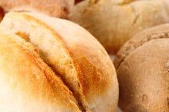 Close up da especialidade do pão branco Fotos de Stock Royalty Free