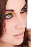 Close-up da face Imagens de Stock Royalty Free