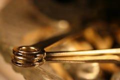 Close up da ferramenta da tubulação Foto de Stock