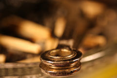 Close up da ferramenta da tubulação Imagem de Stock