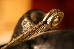 Close up da ferramenta da tubulação Fotografia de Stock Royalty Free