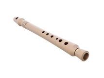 Close-up da flauta Imagens de Stock Royalty Free